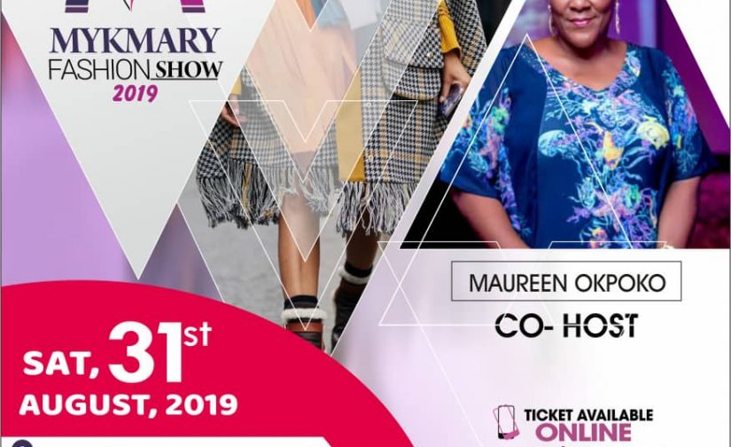 #Mykmary: Nollywood actor Sam Uche-Anyamele and Maureen Okpoko Set to Host Mykmary Fashion Show 2019