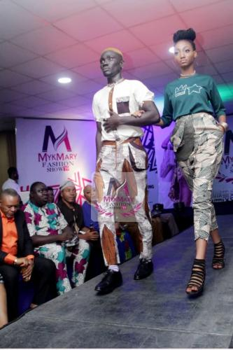 Mykmary Fashion Show 80 2019